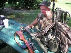Notorious poacher Roger Gunter